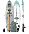 "BOTE 11'6"" HD Aero Inflatable Paddle Board - Bug Slinger Echo"
