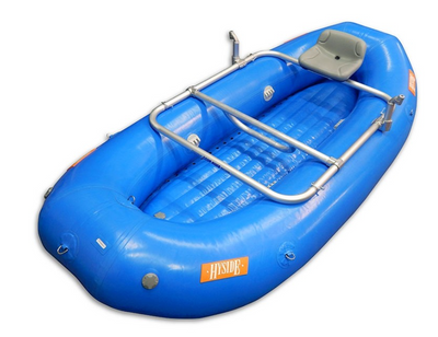 Rocky Mountain Raft 10.5' Raft or Hyside 10.5' Mini Max Raft/DRE Chama XD Frame Package