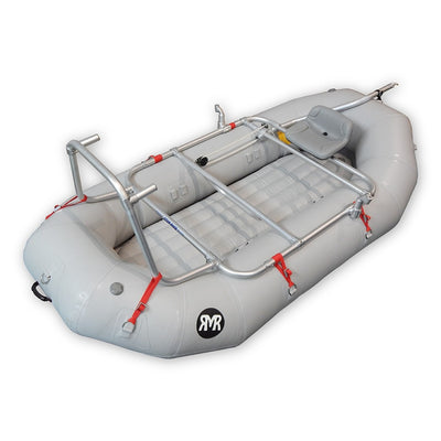 Rocky Mountain Raft 10.5' Raft/DRE Taylor LD 2-Bay Fishing Frame Package