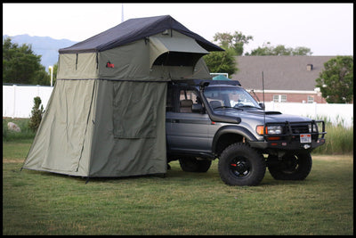 Tepui Ruggedized Series Autana 4 Roof-Top Tent