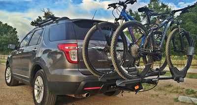 Rhino Rack Dual Trekker Platform Hitch Bike Carrier - RBC048