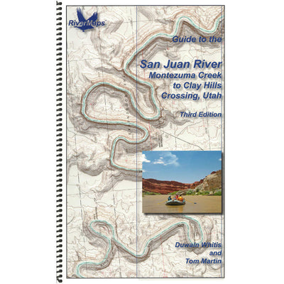 RiverMaps Guide to the San Juan River
