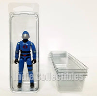 SMALL BLISTER CASE Action Figure Display Protective Clamshell (Quantities of 1, 2, 3, 4, 5, & 10) - Indie Collectibles
