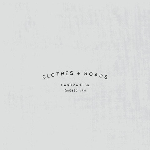 logo signature Clothes & Roads