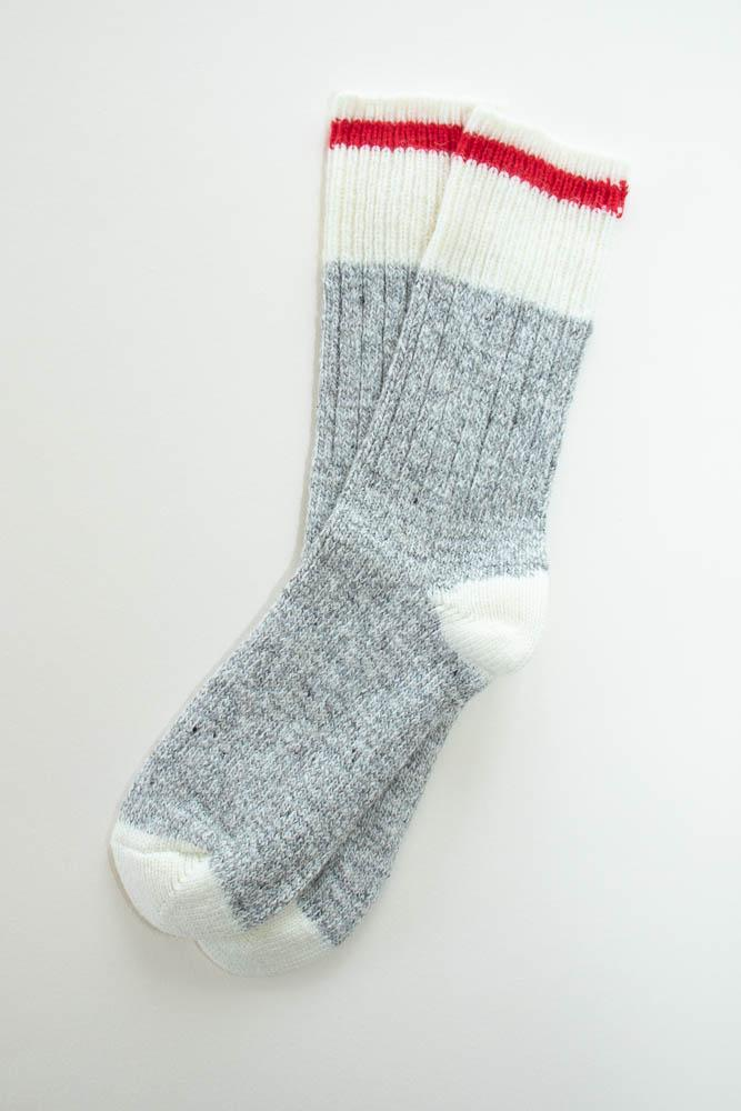 The authentic – Unisex wool socks Socks Clothes & Roads