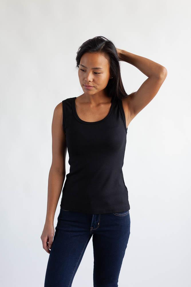 The Reversible Urban Top Top Clothes & Roads