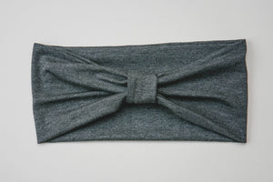 The Zero Waste Headband Headband Clothes & Roads One Size Grey Grey