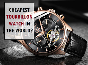 The Cheapest Tourbillon Watch In The World