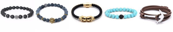 Bracelets for Men - Classy Men Colletion