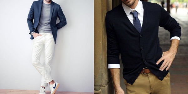Casual outfit for job interview - Classy Men Collection