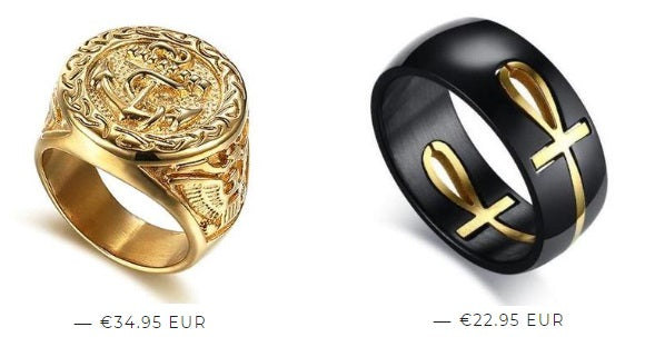 Complex rings for men