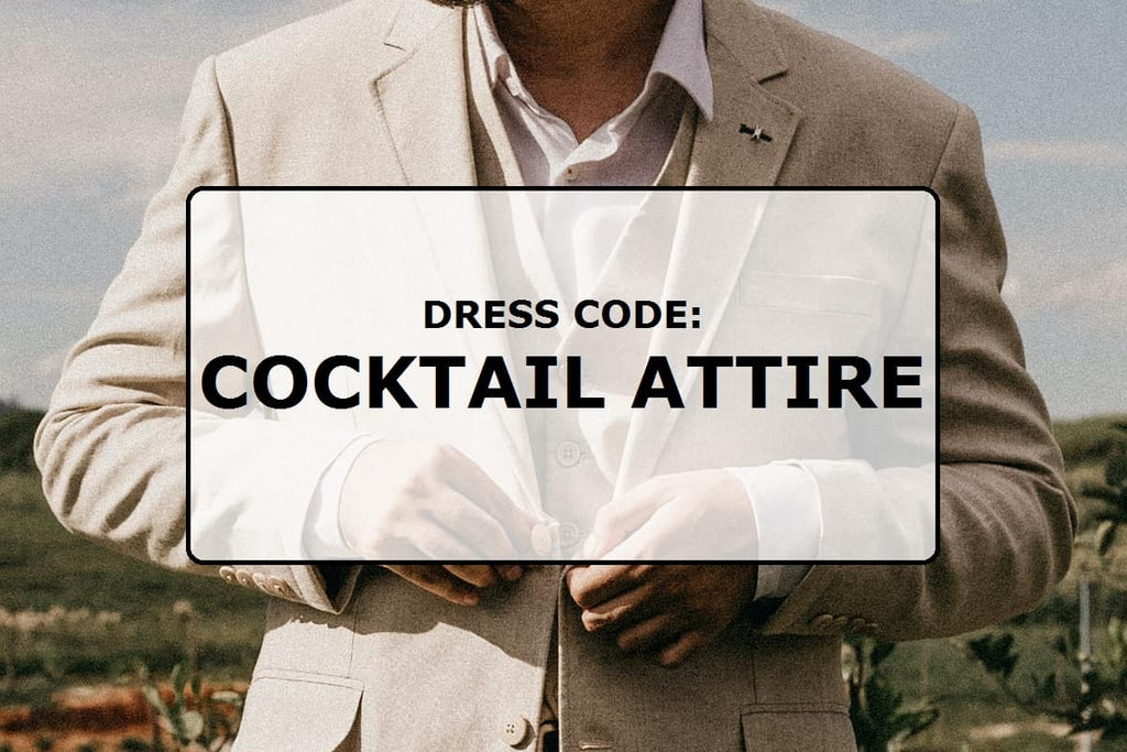 Dress code: Cocktail attire