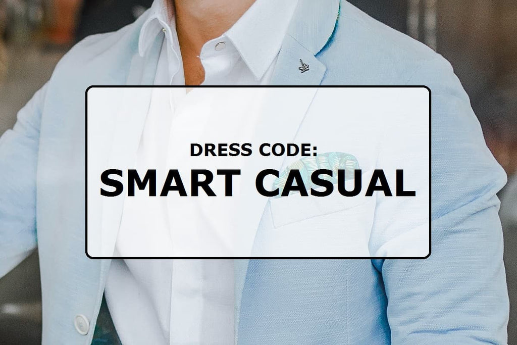 Dress code: Smart casual