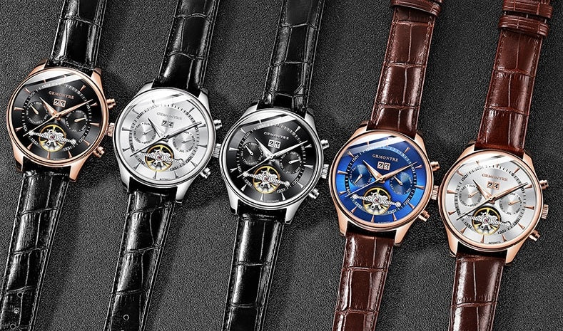 G701 - The most affordable automatic tourbillon watch in the world