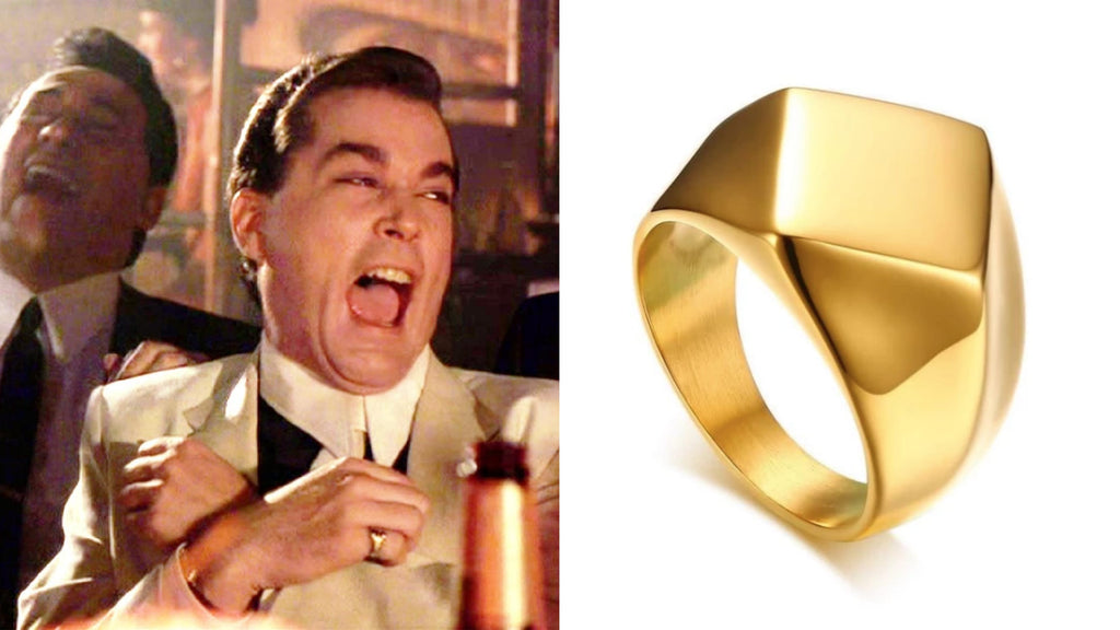 Pinky Ring Of Henry Hill
