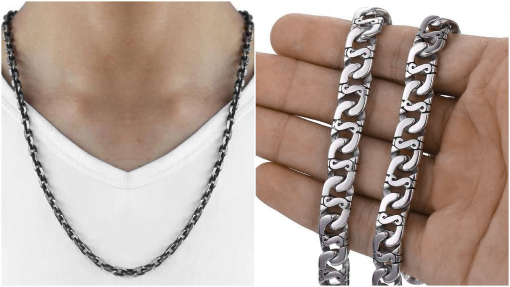 Most popular designer chain necklaces for men