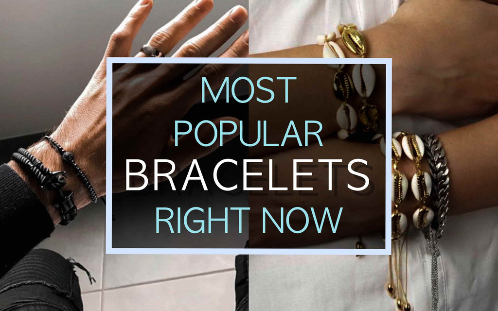 Most Popular Bracelets Right Now Men Women Fashion Guide Classy Men Co,Daily Wear Latest Mangalsutra Design Gold 2020