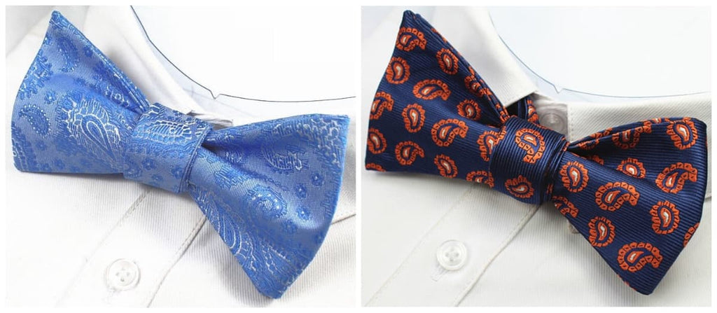 Paisley Bow Ties For Men