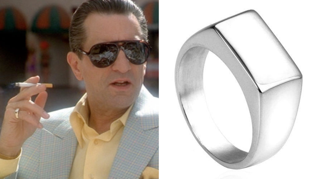 Pinky Ring Of Sam Rothstein