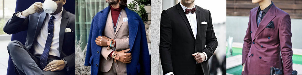 Suit Accessories from Classy Men Collection