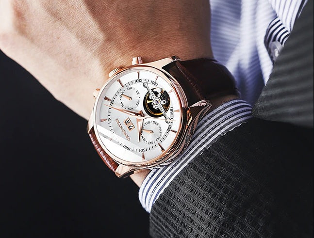 Cheapest tourbillon watch in use
