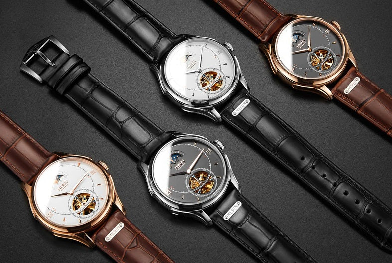 N900 Tourbillon watch