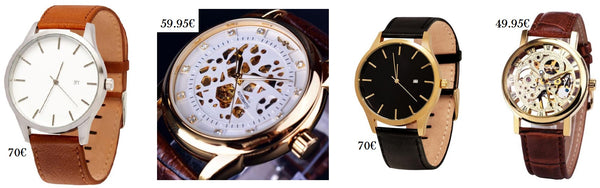 Extremely affordable watches