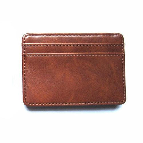 Magic leather wallet by CMC
