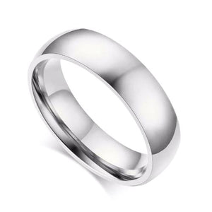 Classy Men Classic Ring Silver - Classy Men Collection