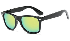 Gasoline mirror standard sunglasses for men