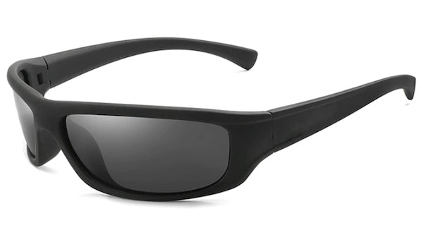 Classy Men Black Sports Sunglasses - Classy Men Collection