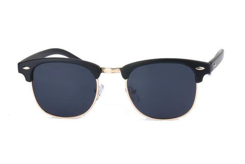Classy Men Sunglasses Black/Gold - Classy Men Collection