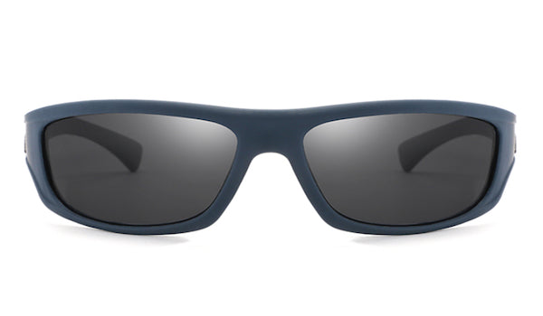 Classy Men Blue Sports Sunglasses - Classy Men Collection