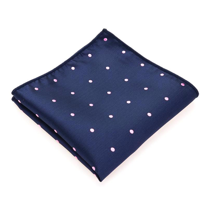 Classy Men Dotted Pocket Square - Classy Men Collection