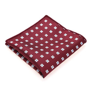 Classy Men Floral Pocket Square - Classy Men Collection
