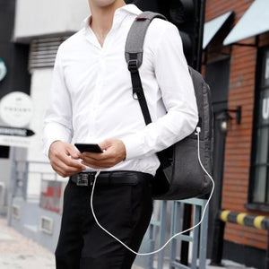 Classy Men Business Backpack - Classy Men Collection