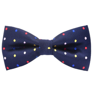 Classy Men Colorful Dotted Bow Tie - Classy Men Collection