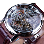 Classy Men Watch Prestige Silver - Classy Men Collection