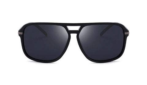 Classy Men Black Jetsetter Sunglasses - Classy Men Collection