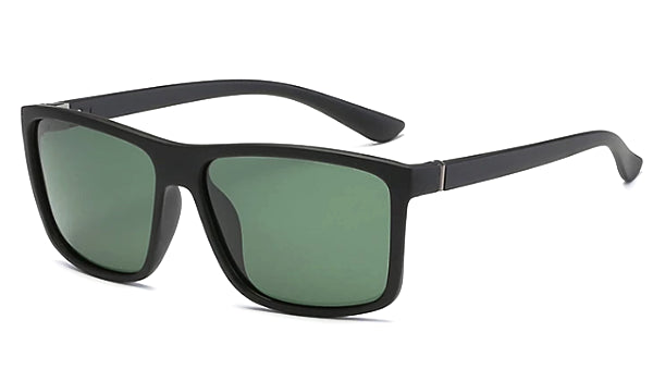 Classy Men Green Square Sunglasses - Classy Men Collection