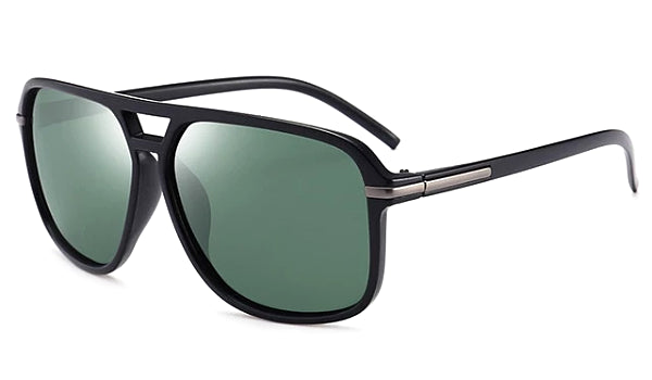 Classy Men Green Jetsetter Sunglasses - Classy Men Collection