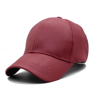 Classy Men Leather Cap - Classy Men Collection