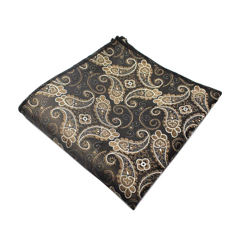 Classy Men Pocket Square Paisley - Classy Men Collection