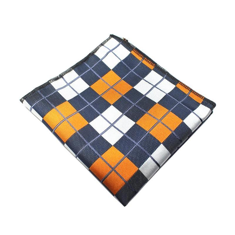 Classy Men Pocket Square Checkered - Classy Men Collection
