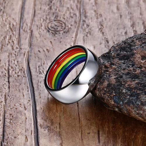 Classy Men LGBT Ring - Classy Men Collection