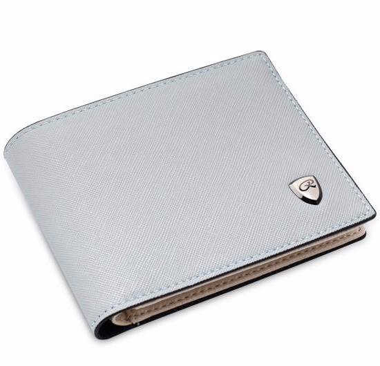 Classy Men Fashion Wallet Grey - Classy Men Collection