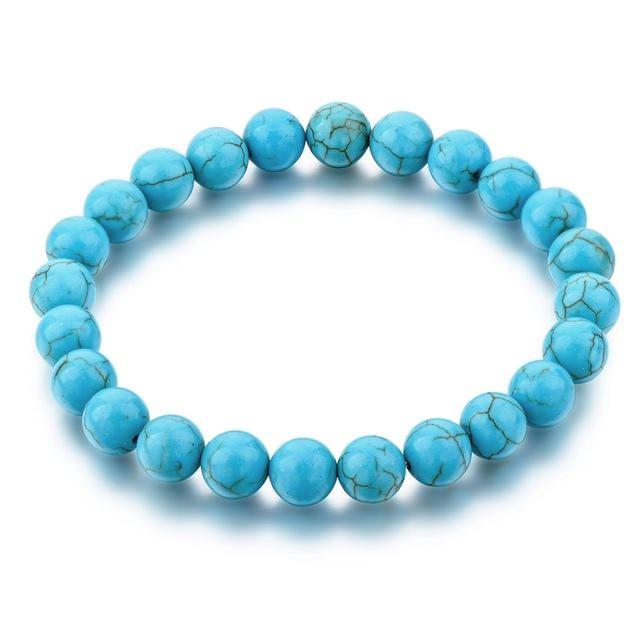 Classy Men Natural Stone Bracelet - Classy Men Collection