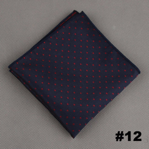 Classy Men Pocket Square Fancy - Classy Men Collection