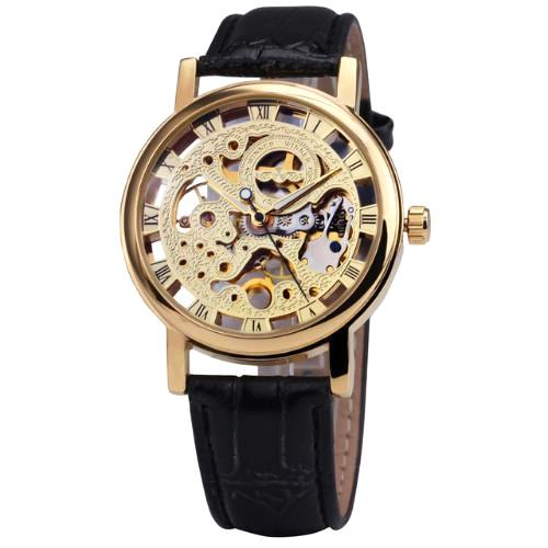 Classy Men Watch Superior Gold/Black - Classy Men Collection