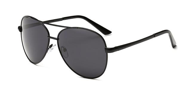 Classy Men Sunglasses Pilot Black - Classy Men Collection